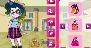 Kreator postaci: Equestria Girls