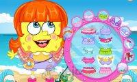 SpongeSue na wakacjach