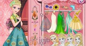 Urodzinowy księżniczki Anny