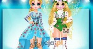 Księżniczki na pokazie mody