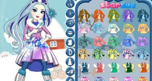 Crystal Winter z Ever After High