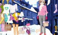 Miasto zimą