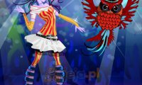 Ghoulia na imprezie