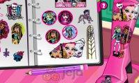 Kalosze Monster High