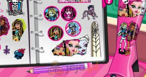 Kalosze Monster High