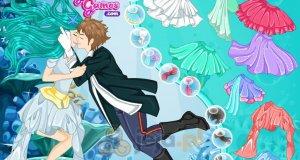 Podwodny pocałunek