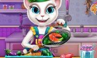 Prawdziwe gotowanie: Angela