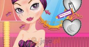 Raven Queen u kosmetyczki