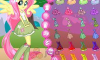 Fluttershy z Equestria Girls