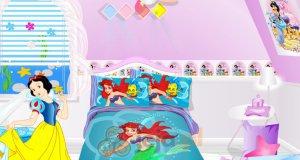 Pokój księżniczki Disneya
