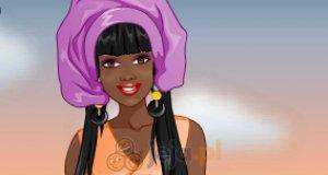 Projektowanie - Afrykański styl