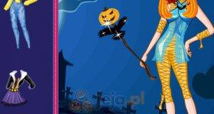 Halloweenowy test
