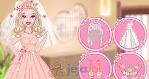 Wiśniowe wesele Barbie