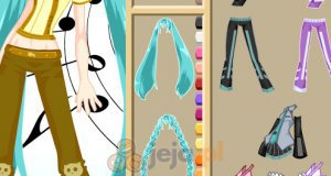 Ankleide Hatsune Miku