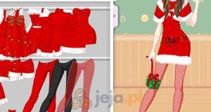 Mikołajowa dziewczynka