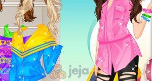 Barbie na rolkach