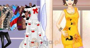 Więzione sukienki