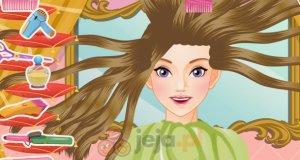Niesforne włosy księżniczki
