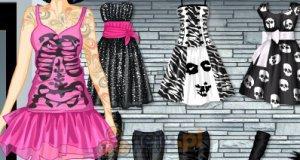 Sukienki w stylu punk