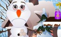 Olaf u okulisty