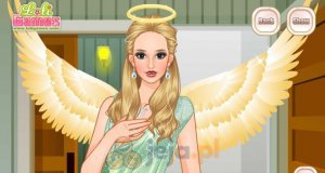 Piękna jak anioł
