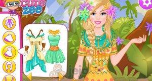 Barbie w dżungli