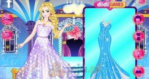 Elsa i balowe suknie