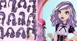 Makijaż Kitty Cheshire