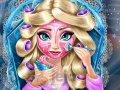 Prawdziwy makijaż Elsy