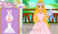 Roszpunka i ślub na plaży