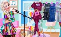 Księżniczki jako gwiazdy pop