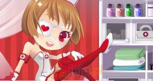 Szkolna pielęgniarka