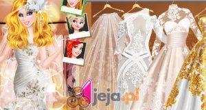 Ślubna kolekcja Kopciuszka