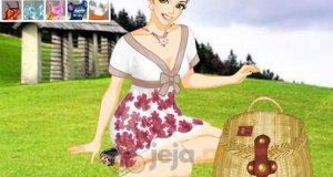 Piknikowe sukienki