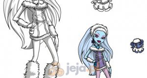 Monster High - Kolorowanka 2