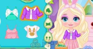 Mała Elsa i świąteczne polowanie