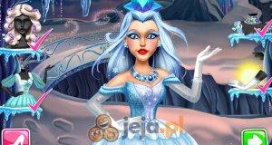 Przemiana Królowej Śniegu