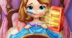 Przeziębienie Zofii