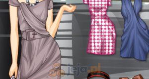 Sukienki z paskiem