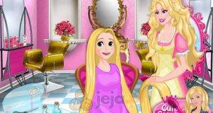 Salon Barbie dla księżniczek