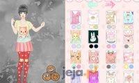 Kreator postaci: Moda kawaii