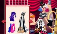 Harley i księżniczki na paradzie cyrkowej