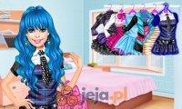 Barbie na festiwalu mody
