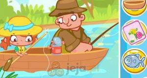 Dzień Ojca: Nuda na rybach