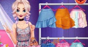 Elsa w pastelach