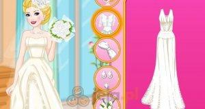 Barbie i ślub w stylu vintage