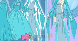 Elsa bohaterką mangi