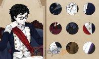 Bohaterowie mangi: Łowca wampirów 6