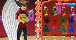 Hawkgirl z DC Super Hero Girls