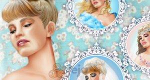 Ślubny makijaż Kopciuszka